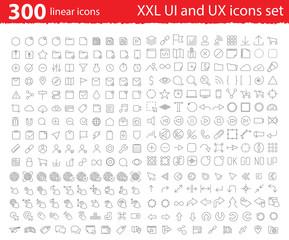 UI/UX icons