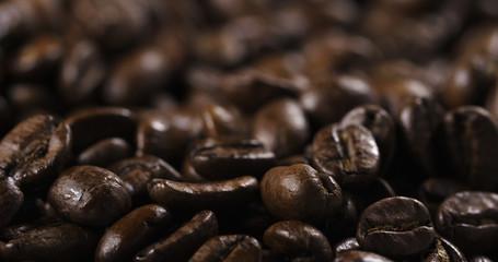 dark roasted coffee beans for espresso
