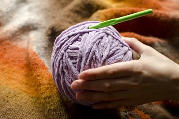 Хобби, нитки для вязания