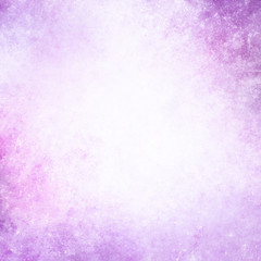 vintage distressed pink purple background texture layout, white center with stained purple and pink border color