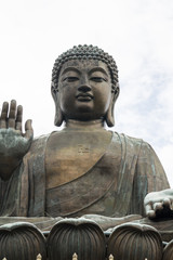 Tian Tan Buddha, Po Lin Monastery, Lantau Island