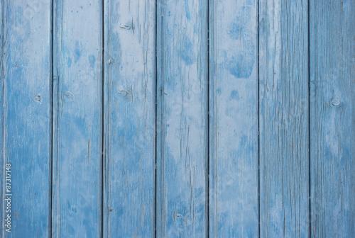 Holzdielen textur  Blaue Holz Dielen Hintergrund Textur