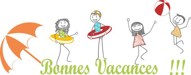 Cliparts Vacances