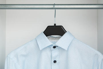 Shirt in the closet