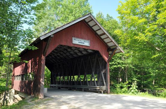 Brookdale Covered Bridge