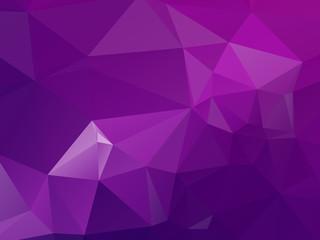 Purple Background triangular triangle