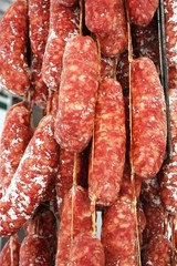 Salami Italian Food Specialities