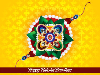 happy raksha bandhan background