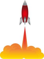 Rakete, Start, Geschäft, Wissenschaft