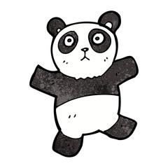 cute cartoon panda