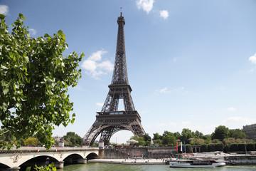 Image of Eiffel tower, Paris. France.