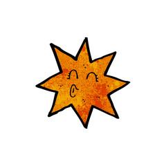 star cartoon character