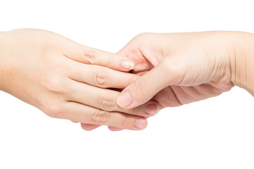 Human Hand, Care, Nursing Home