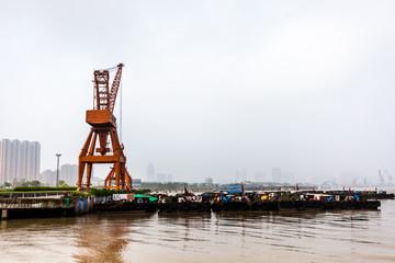 ship building park jiangyin