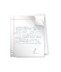 Text Document - Illustration