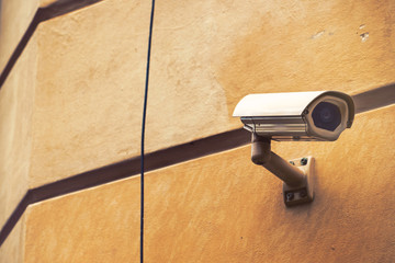 CCTV Security Camera for Private Property Surveillance