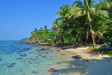 Kho Kood Thailand beaches