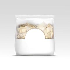Pelmeni Meat Dumplings Ravioli Packaging