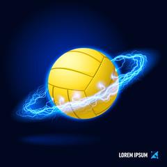 Volleyball high voltage