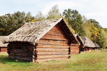 old cattle barn
