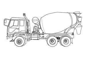 Vector_truck