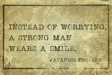 strong man JP