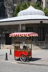 Street Market Cart