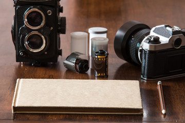 Photography workspace