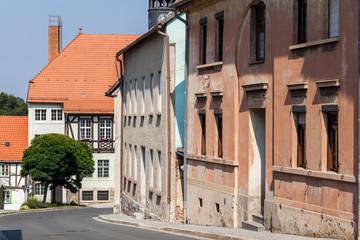 Rathaus Gernrode Harz