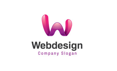 Web Design Logo template