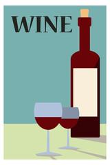 Bottle of wine