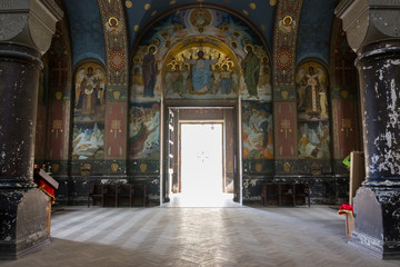 Painted in the Orthodox Church,