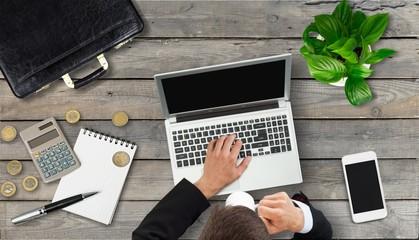 Laptop, hipster, desktop.