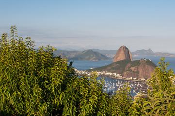 Wall Mural - Sugarloaf Mountain, Rio de Janeiro