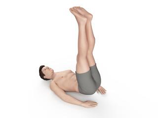 exercise illustration - pulse up
