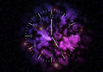 Time Clock 時計 時間 宇宙