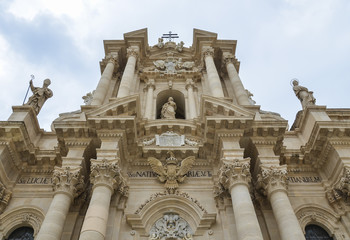 Siracusa Cathedral, Italy