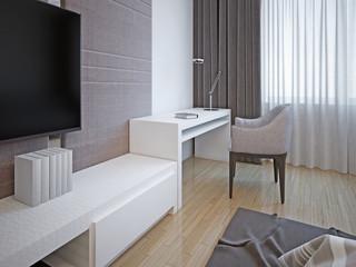 Bedroom furniture art deco style
