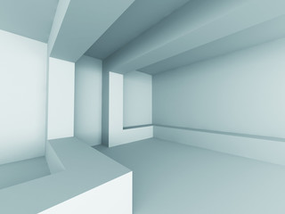 Modern Minimalistic Interior Architecture Design Background