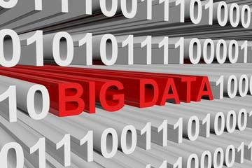 Big data information technology