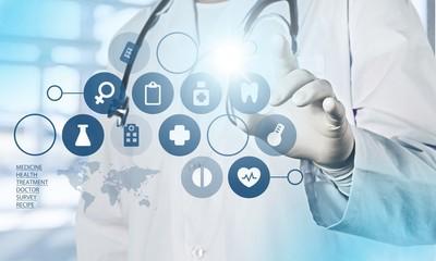 Health, medical, screen.