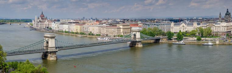 Budapest - panoramic view