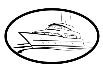 Yacht symbol