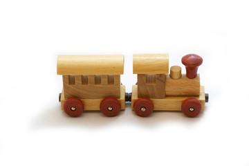 おもちゃの汽車