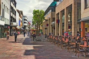 Paderborn Stadtzentrum