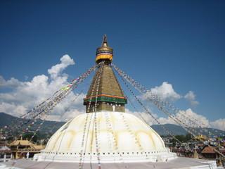 Stupa Boudhanath, Nepal