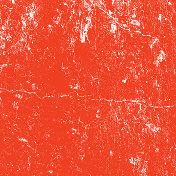 Red Plaster Texture