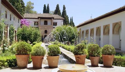 Castle Alambra