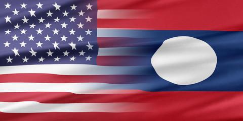 USA and Laos.