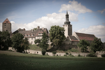 Turm der Burg Querfurt